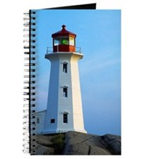 Peggy's Point Lighthouse Journal