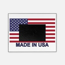 MADE IN USA (w/flag) Picture Frame