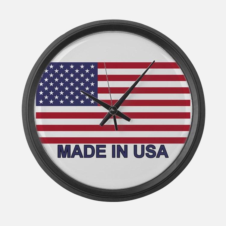 Made In America Clocks Made In America Wall Clocks