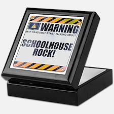 Warning: Schoolhouse Rock! Keepsake Box