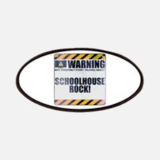 Warning: Schoolhouse Rock! Patches