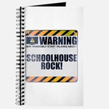 Warning: Schoolhouse Rock! Journal