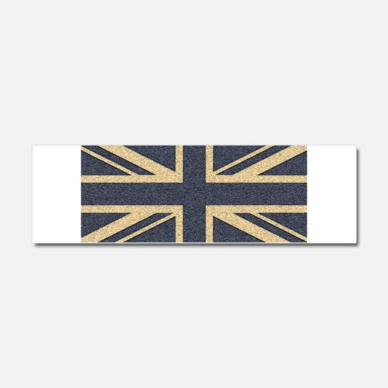 Union Jack Car Magnet 10 x 3