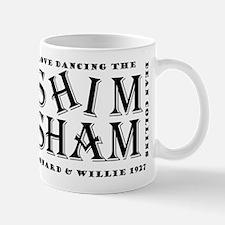 Shim sham black Mugs