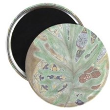 "Funny Artistic 2.25"" Magnet (10 pack)"