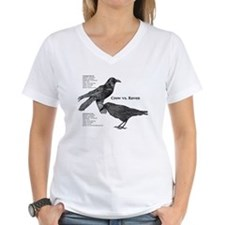 Unique Black bird Shirt