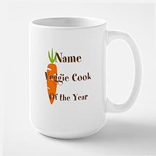 Funny Veggie Cook Mug