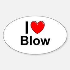 Blow Decal