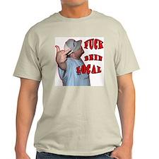 B-Cide.com Grey T-Shirt