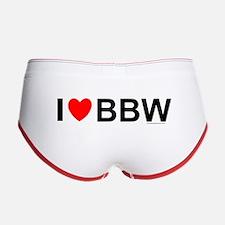 BBW Women's Boy Brief