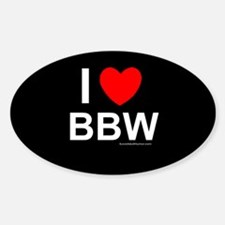 BBW Decal