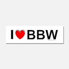 BBW Car Magnet 10 x 3