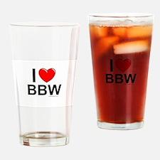 BBW Drinking Glass
