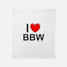 BBW Throw Blanket