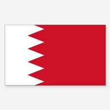 Flag of Bahrain Decal