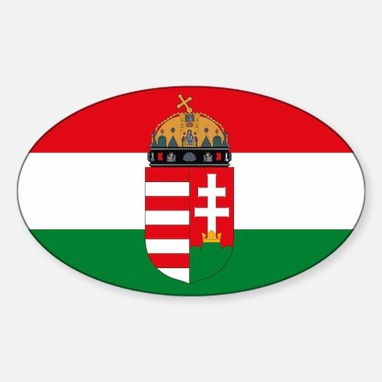 Unique Ethnic Sticker (Oval)