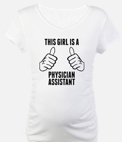 This Girl Is A Physician Assistant Shirt