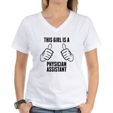 This Girl Is A Physician Assistant T-Shirt