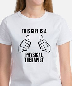 This Girl Is A Physical Therapist T-Shirt