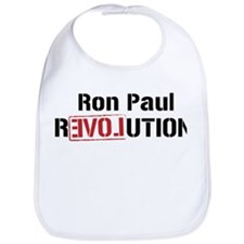 Cute Ron paul Bib