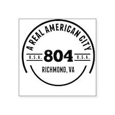 A Real American City Richmond VA Sticker