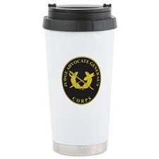 Unique America Travel Mug
