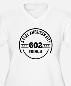 A Real American City Phoenix AZ Plus Size T-Shirt