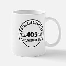A Real American City Oklahoma City OK Mugs