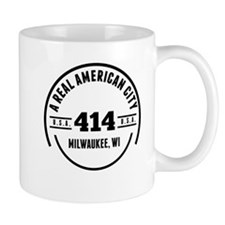 A Real American City Milwaukee WI Mugs