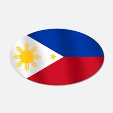 Philippines Flag Wall Decal