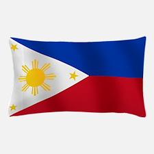 Philippines Flag Pillow Case