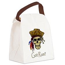 Got Rum? Canvas Lunch Bag