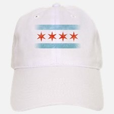 Chicago Flag Baseball Baseball Baseball Cap