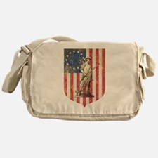 Concord Minuteman, Shield Messenger Bag