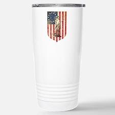 Concord Minuteman, Shield Travel Mug
