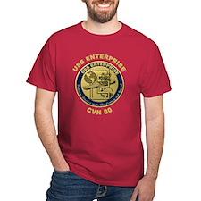 USS Enterprise CVN-80 T-Shirt