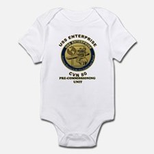 PCU Enterprise Infant Bodysuit