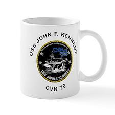 USS John Kennedy CVN-79 Mug