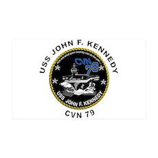 USS John Kennedy CVN-79 Wall Decal