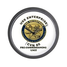 PCU Enterprise Wall Clock