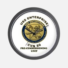 PCU Enterprise Wall Clock