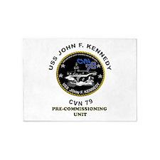 PCU Kennedy 5'x7'Area Rug