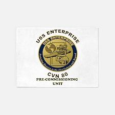 PCU Enterprise 5'x7'Area Rug
