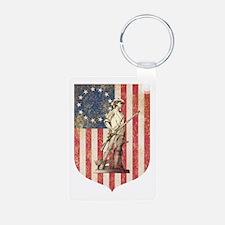 Concord Minuteman, Shield Keychains