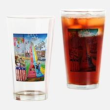 Hecksher Park Fair Drinking Glass