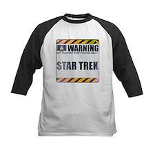 Warning: Star Trek Tee