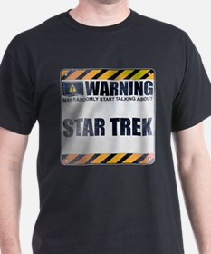 Warning: Star Trek T-Shirt