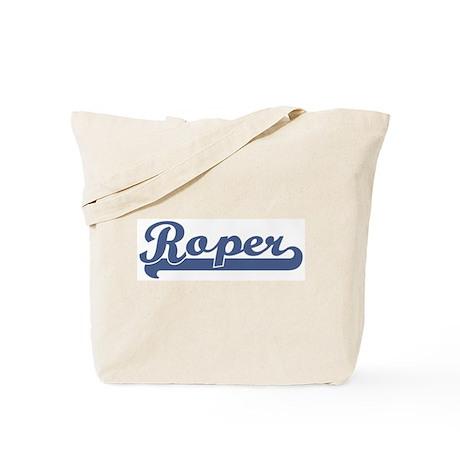 Roper (sport-blue) Tote Bag