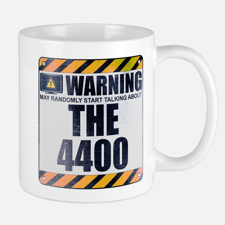 Warning: The 4400 Mug