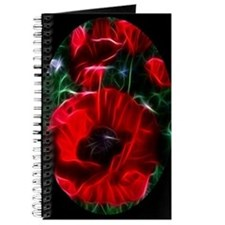 I love poppies Journal